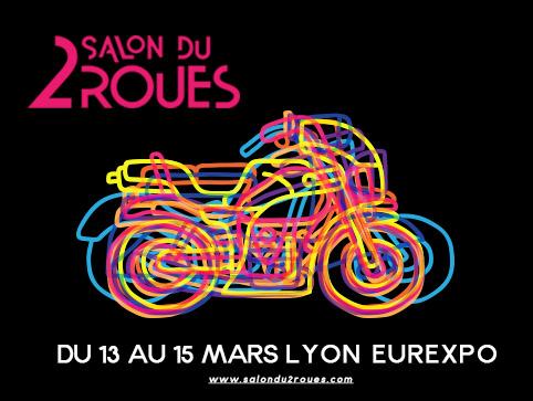 Actu le salon du 2 roues l 39 eurexpo de lyon du 13 au 15 for Salon du deux roues lyon