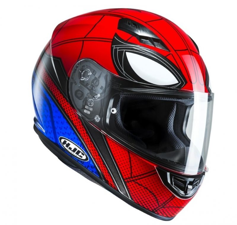 casque spider man homecoming