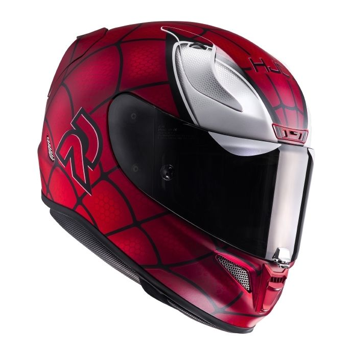 casque spider man