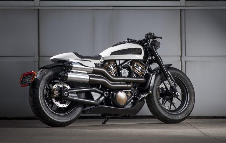 Harley-Davidson Custom 1250