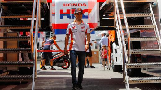 Logistique MotoGP selon Repsol