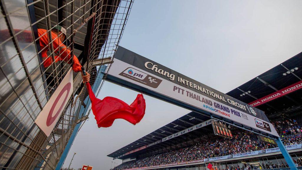 MotoGP de Thaïlande au circuit de Buriram