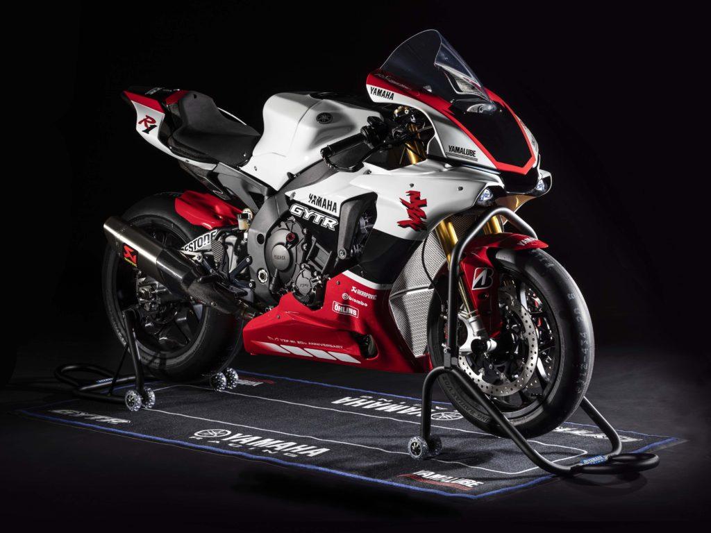 2019 Yamaha YZF R1 GYTR 20e anniversaire