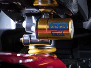 Yamaha YZF R1 GYTR 2019 fourche et suspension arrière Öhlins