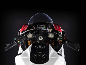 Yamaha YZF R1 GYTR 2019 - tableau de bord