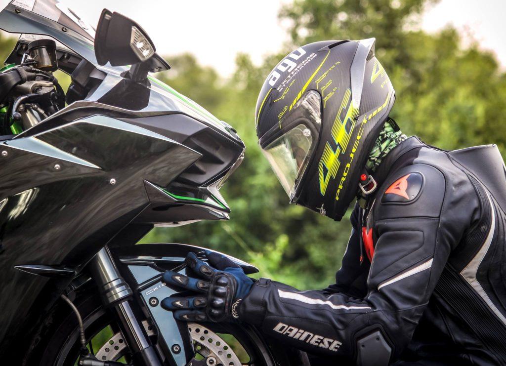 Un amour de moto