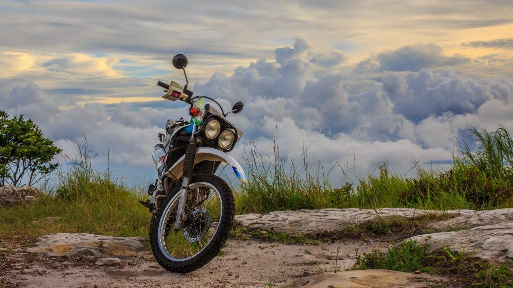 roadtrip avec ta première moto