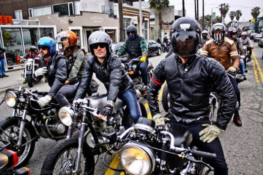 moto mode vintage