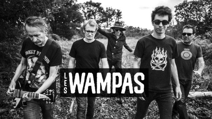 Les Wampas au Bol d'Or